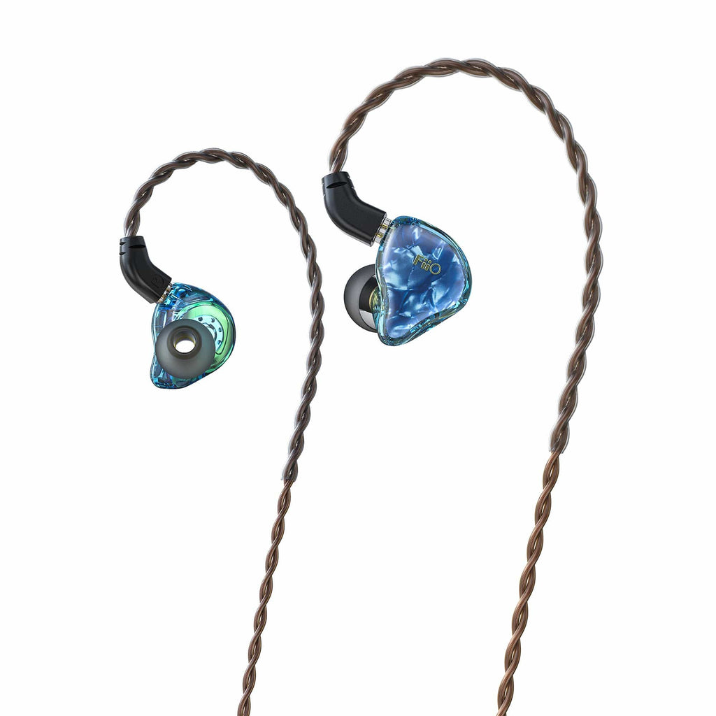 FiiO FD1 In Ear Headphones Blue