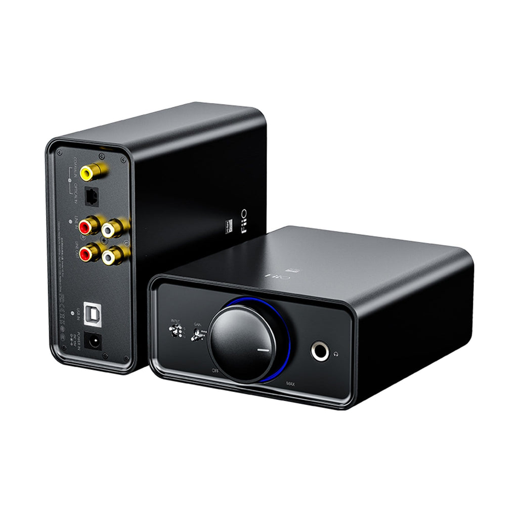 FiiO K5 Pro Desktop DAC & Headphone Amplifier