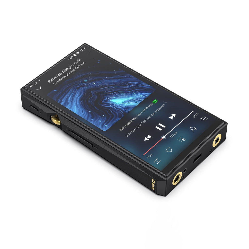 FiiO M11 Pro Portable High-Resolution Audio Player Black