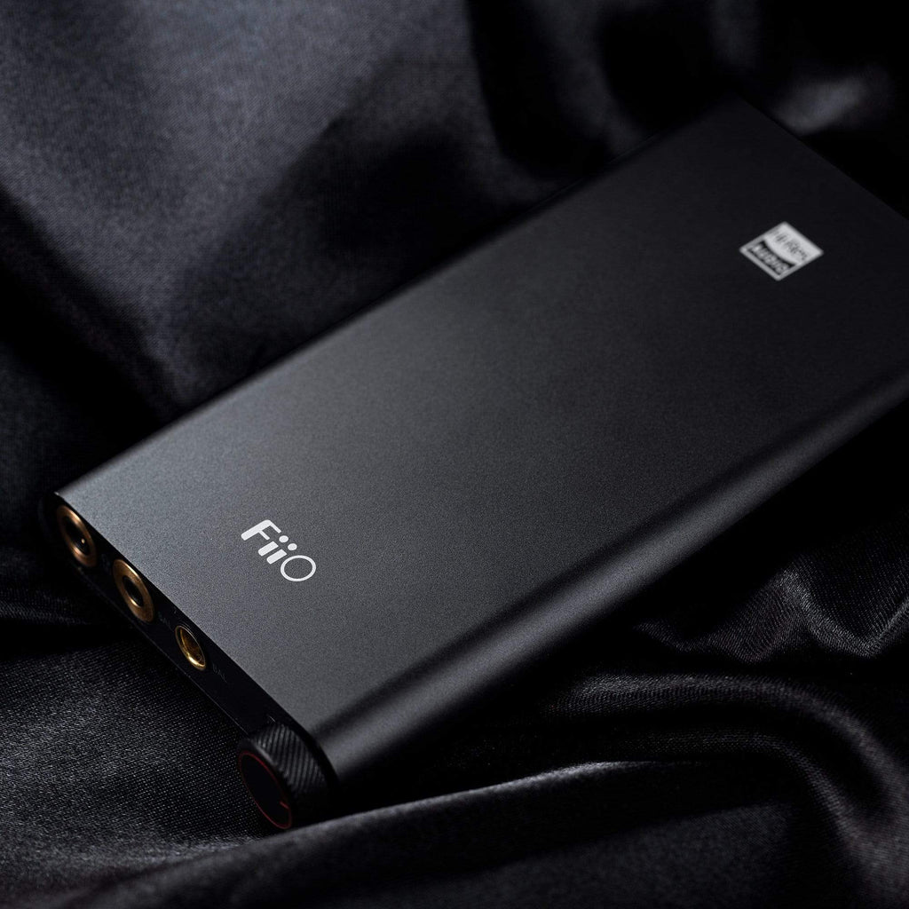 FiiO Q3 Portable DAC & Headphone Amplifier
