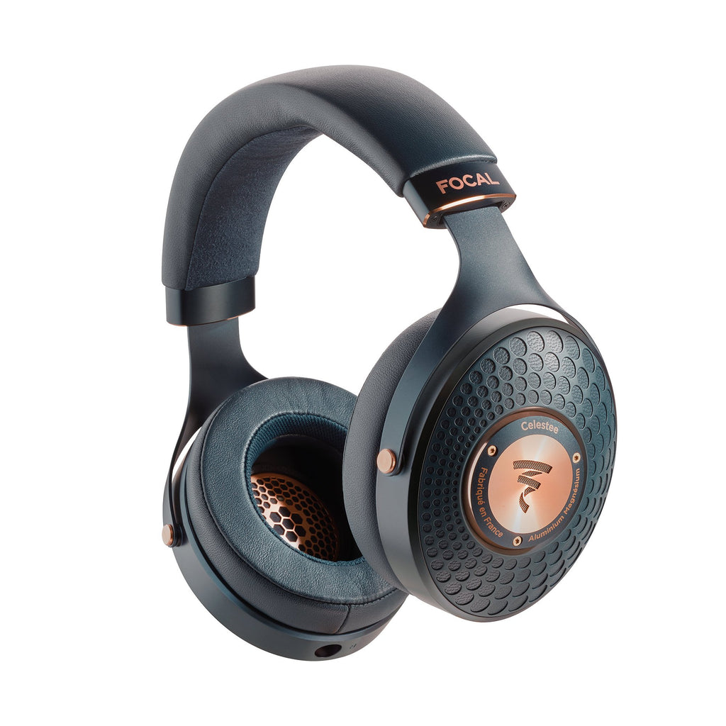 Focal Celestee High-Fidelity Reference Closed-Back Dynamic Headphones