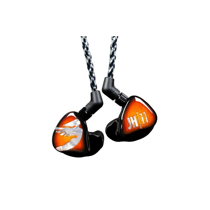 Jerry Harvey Audio 11PRO 4 Driver Custom In Ear Monitors 4-Pin