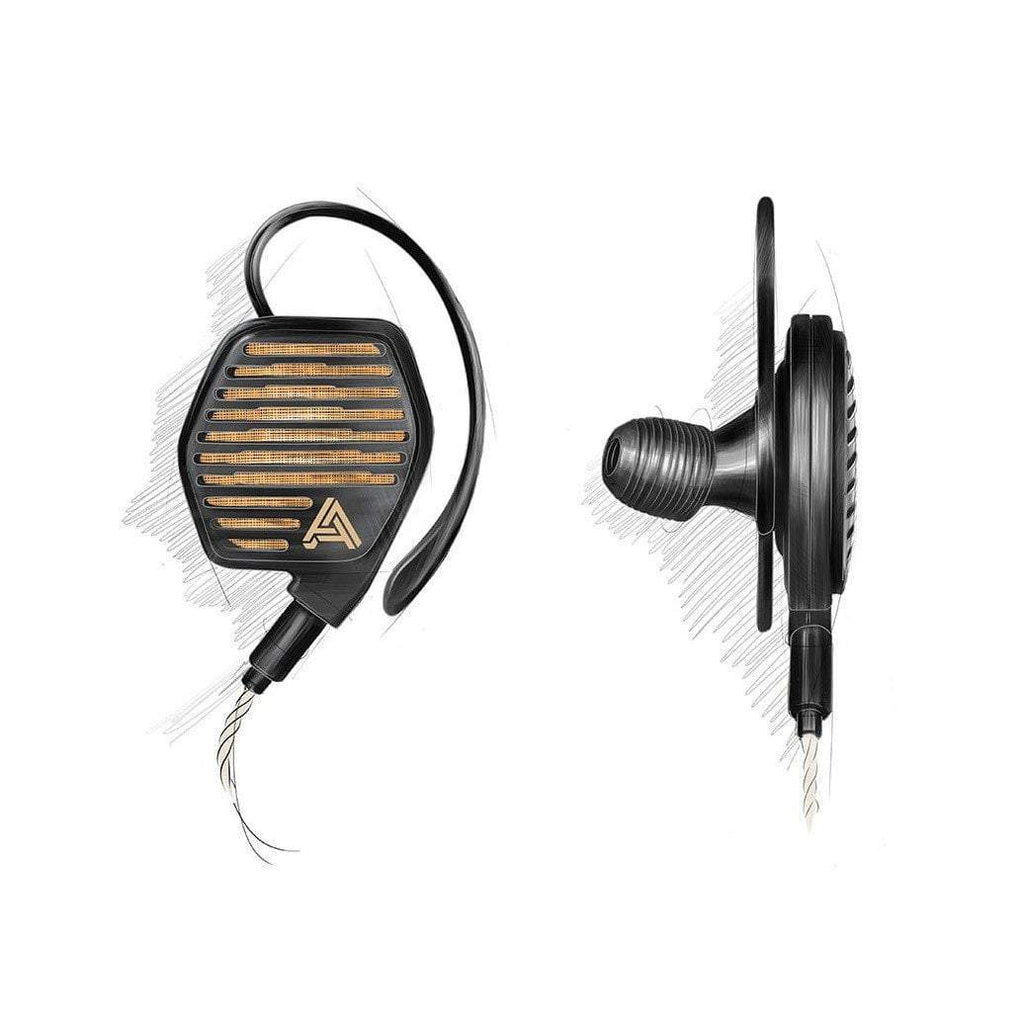 Audeze LCDi4 In-Ear Planar Headphones