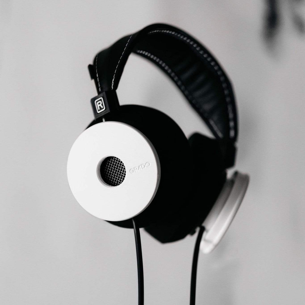 Grado White Headphone - Limited Edition