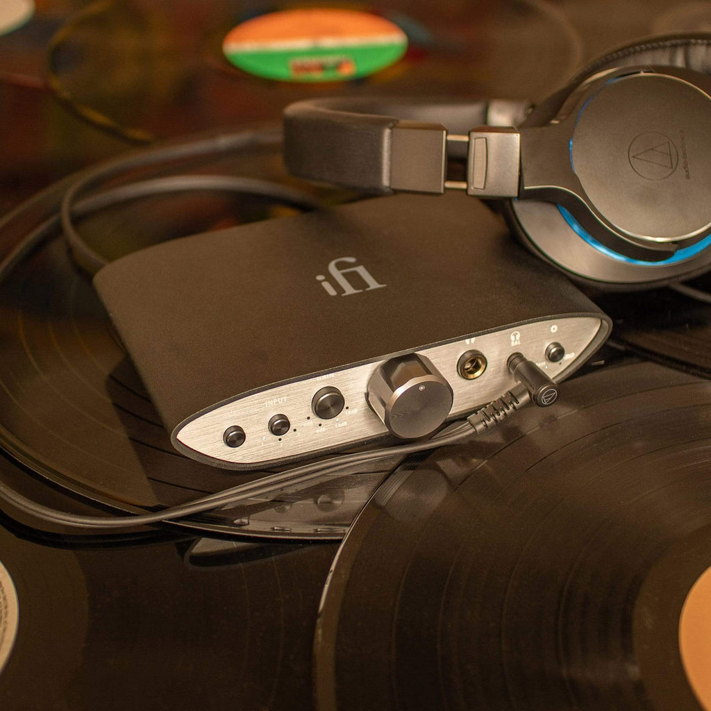 iFi audio ZEN CAN Headphone Amplifier