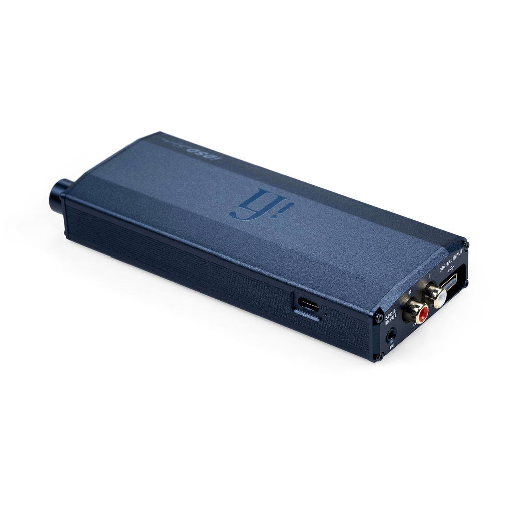 iFi audio iDSD Signature Portable Headphone Amp & DAC