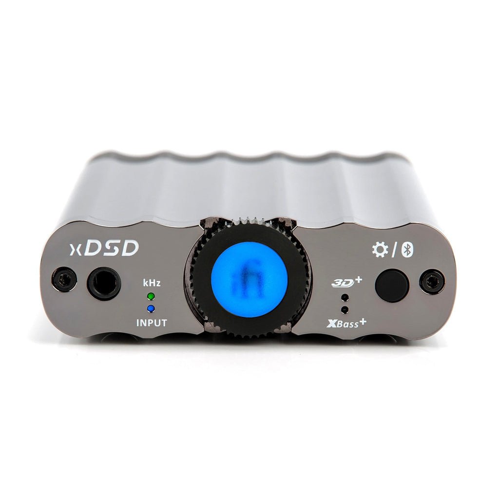 iFi xDSD Portable Headphone Amp & DAC Type C