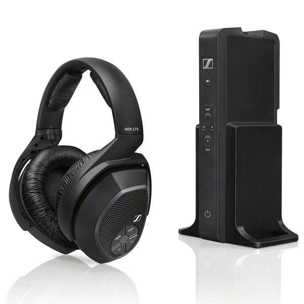 Sennheiser RS175 Wireless Closed Back Headphones