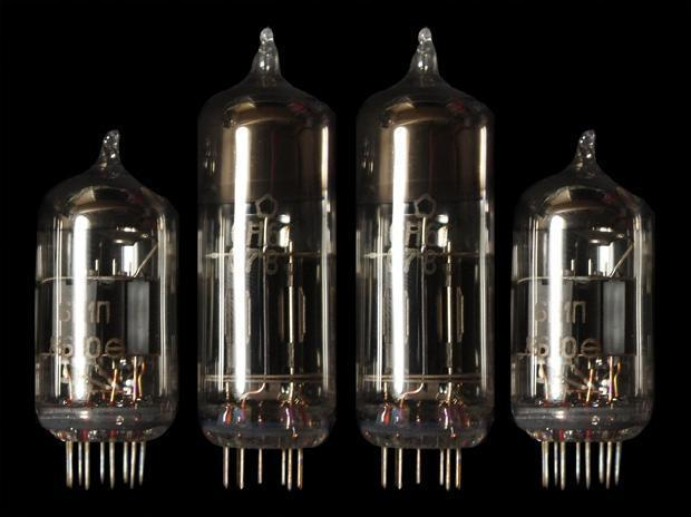 Schiit Audio Replacement Tube Set for Valhalla