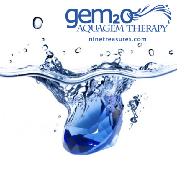 Gem 2 O - AquaGem Therapy Kit