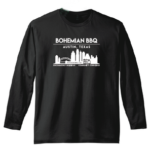 Bohemian Long Sleeve T-shirt
