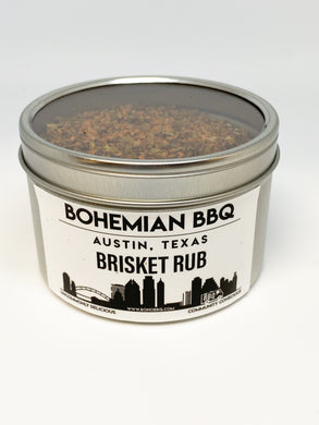 The Boho Trio BBQ Rubs