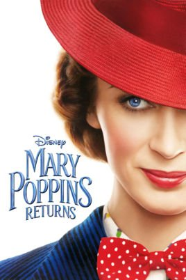 Mary Poppins Returns DMA/DMR