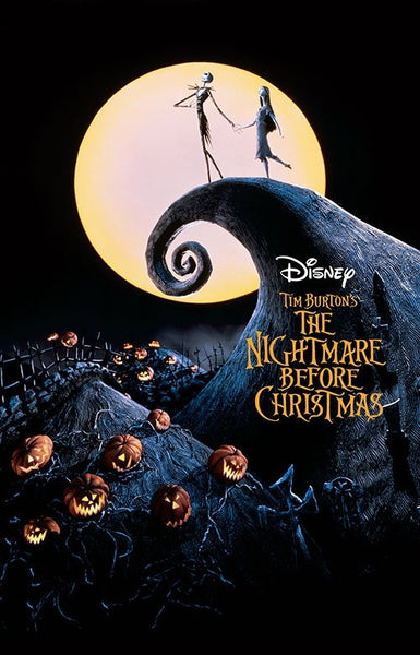 THE NIGHTMARE BEFORE CHRISTMAS DMA/DMR