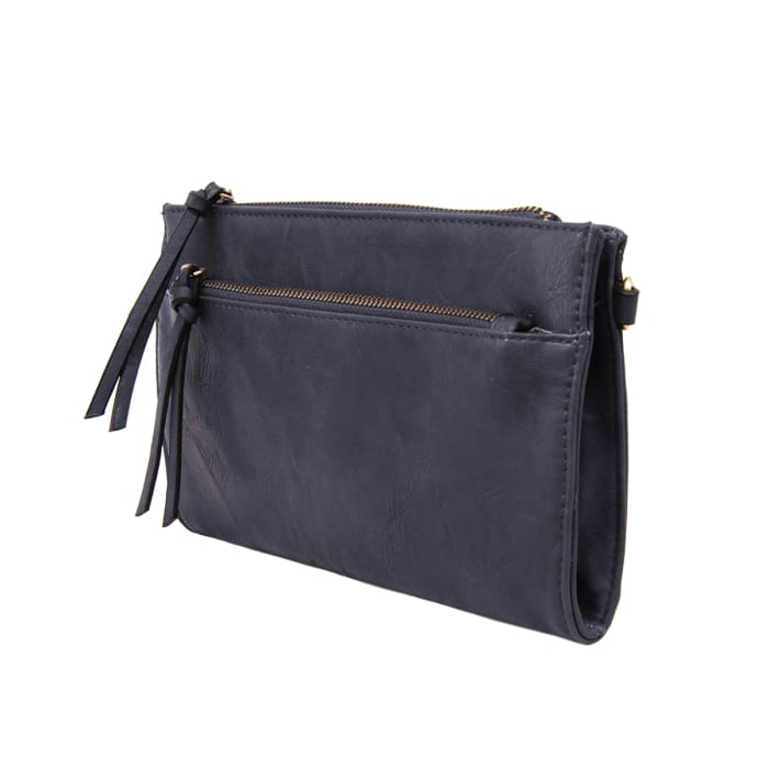 Navy Cece Vintage Crossbody - Accessories- Jewelry and Totes