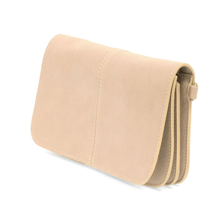Oyster Mia Multi Pocket Crossbody Clutch Purse - Accessories- Jewelry and Totes