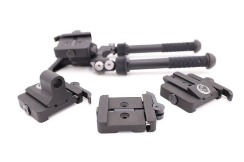 Bipod QD Arca Clamp