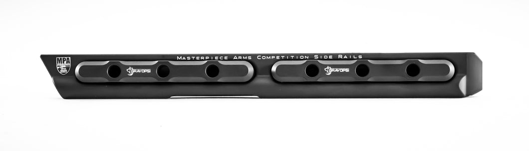 MPA Side Rail Weights - BA Comp