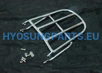 Hyosung Aquila Carry Rack Gv650 - Free Shipping Hyosung Parts Eu