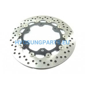 Hyosung Aquila Front Disc Right Gv650 St7 - Free Shipping Hyosung Parts Eu