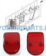 Hyosung Aquila Tail Light Lens Gv250 - Free Shipping Hyosung Parts Eu