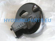 Hyosung Classic Headlight Base Black Gv650 St7 - Free Shipping Hyosung Parts Eu