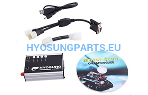 Hyosung Diagnostic Scan Tool - Free Shipping Hyosung Parts Eu