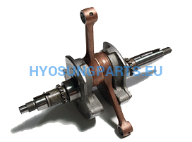 Hyosung Engine Crank Shaft Gt250 Gt250R Gv250 Gd250N Gd250R - Free Shipping Hyosung Parts Eu