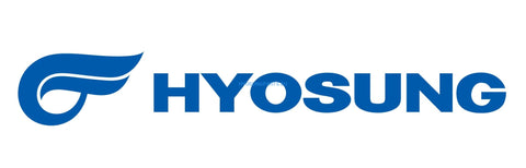 Hyosung Front Wheel White Gd250N - Free Shipping Hyosung Parts Eu