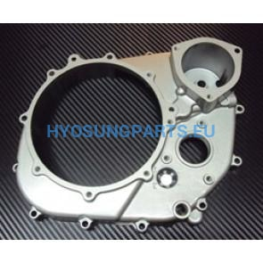 Hyosung Inner Clutch Cover Silver Gt650 Gt650R - Free Shipping Hyosung Parts Eu