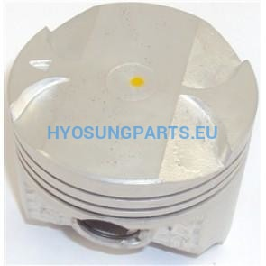 Hyosung Piston With Rings Gt250 Gt250R Gv250 Rx125Sm Rt125D - Free Shipping Hyosung Parts Eu
