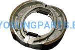 Hyosung Rear Drum Brake Shoes Gv125 Ga125 Rx125 Rt125 Fx110 Gd125 - Free Shipping Hyosung Parts Eu