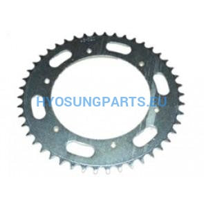 Hyosung Sprocket Rear Oem Gt250 Gt250R Gd250N - Free Shipping Hyosung Parts Eu