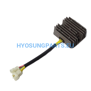 Hyosung Voltage Regulator Rectifier Gt650 Gt650S Gt650R Gv650 Ms3-250 Gv650 Gv700 St7 Gd250N - Free Shipping Hyosung Parts Eu