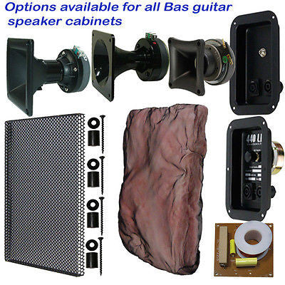 greg 39 s pro audio 2x15 with tweeter empty bass guitar speaker cabinet black carpet bg2x1. Black Bedroom Furniture Sets. Home Design Ideas