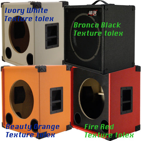 Greg's Pro Audio | 2X10 Bass Guitar Speaker Cabinet Empty, Orange ...