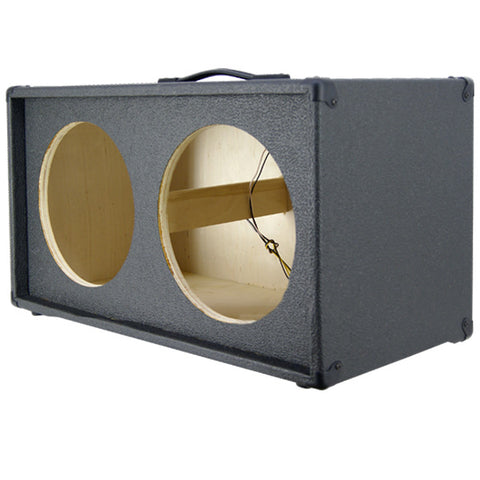 greg 39 s pro audio 2x12 guitar empty speaker cabinet. Black Bedroom Furniture Sets. Home Design Ideas