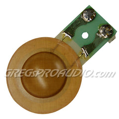 REPLACEMENT DIAPHRAGM for 1'' phenolic tweeters and  comp drivers