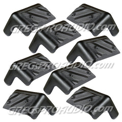 8 PCS LARGE PLASTIC STACKING CORNERS