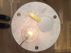 NEB Brass Table Lamp