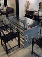 Bespoke Rectangular Glass Table