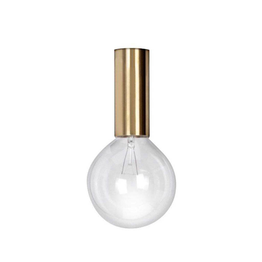 NEB Brass Lamp For Mounting on Wall or Ceiling