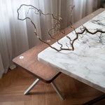PS Bespoke Dining Table in Calacatta Marble