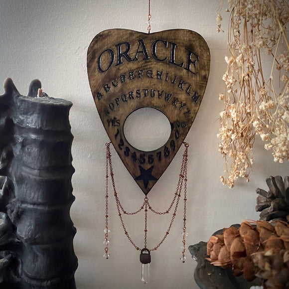 Oracle Planchette Wall Hanging