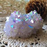 Angel Aura Spirit Quartz Mound Flower