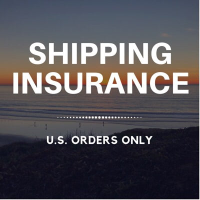 Shipping Insurance on Orders $300 or Less
