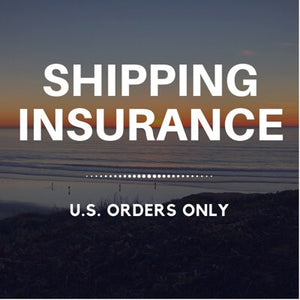 Shipping Insurance on Orders $1000 or Less