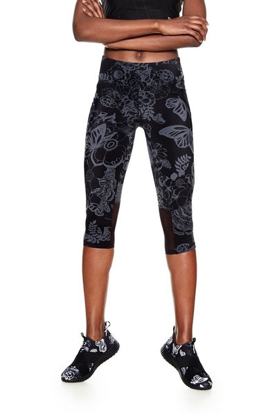 Capri Leggings - Exorbidance