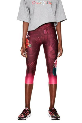 7/8 Legging -  Tropic