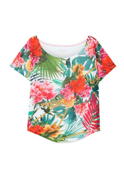 Oversized T-Shirt - Tropic